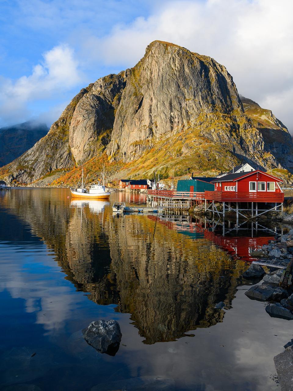 Über den Betrieb in Norwegen